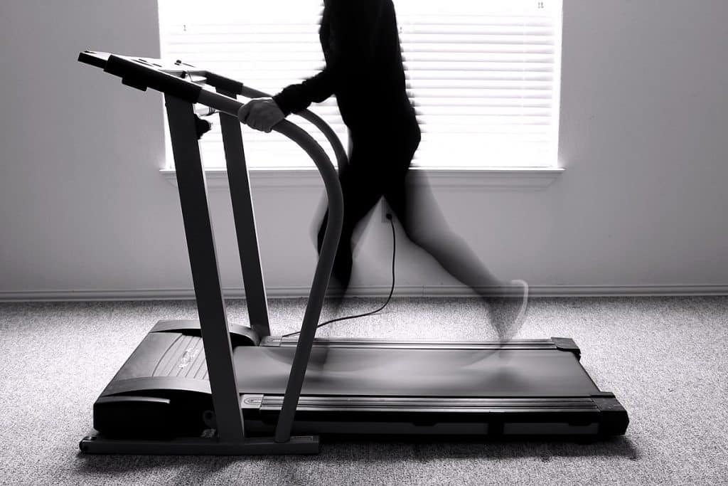 treadmill - cardio machine