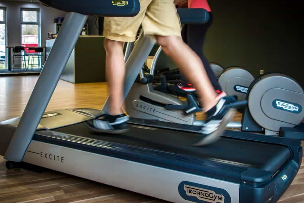Try folding Treadmill first